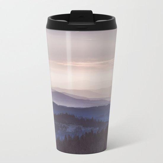 Dream On Metal Travel Mug