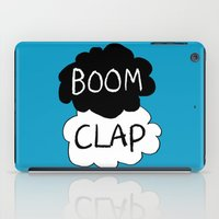 charli xcx iPad Cases featuring Boom Clap (the sound of my heart - TFIOS) by Tangerine-Tane