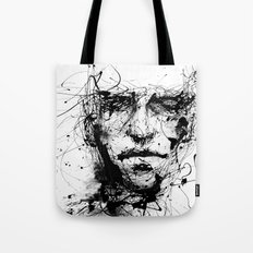 lines hold the memories Tote Bag