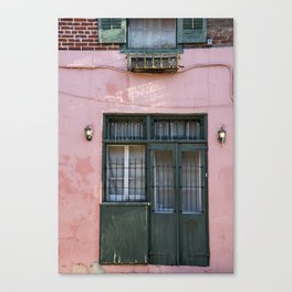 Six Hundred an Eleven Canvas Print