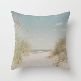 Ocean Isle Throw Pillow