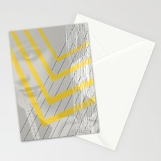 Lady in lines Stationery Cards