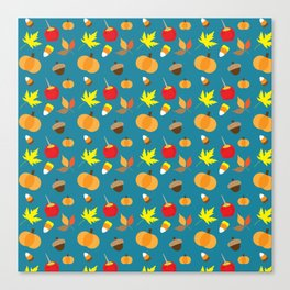 Autumn Favorites Canvas Print