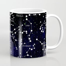 Celestial Map - Northern Hemisphere  Coffee Mug