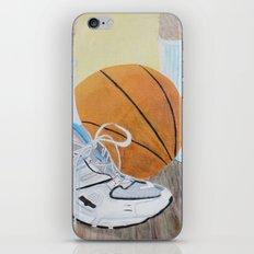 Basketball Shoes iPhone & iPod Skin