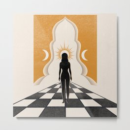 Sun Goddess | 1 Metal Print