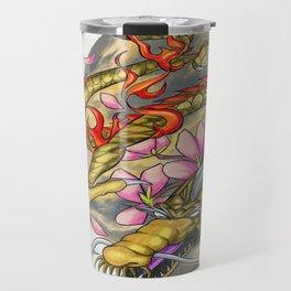 Warp Dragon Travel Mug