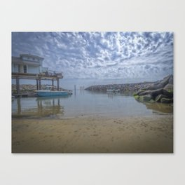 Calm Waters. Canvas Print