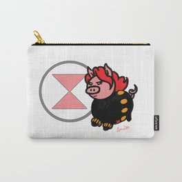 Pink Widow Carry-All Pouch