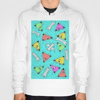 triangle Hoodies featuring Triangle by Jimmy Kid