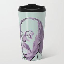 Gustave Flaubert Travel Mug