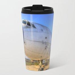 Malev Tupolev TU-154 Jet Travel Mug