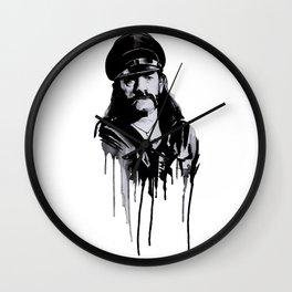 Lemmy  Wall Clock