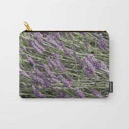 "LAVANDULA ""FRED BOUTIN"" Carry-All Pouch"