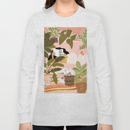 How Many Plants Is Enough Plants? Long Sleeve T-shirt