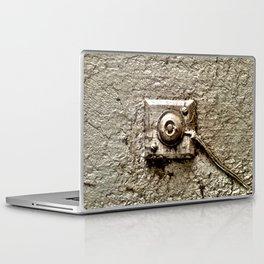 Vintage Doorbell Laptop & iPad Skin