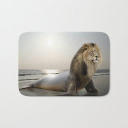 Sea . . . Lion Bath Mat
