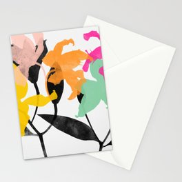 lily 2 Stationery Cards