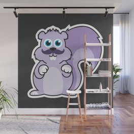 Land Otter Wall Mural