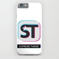 Supreme WordPress Theme iPhone 6s Slim Case