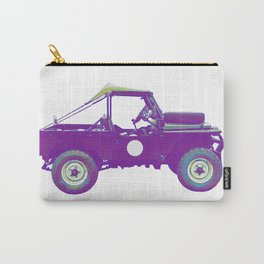 1955 Land Rover - Mavis Carry-All Pouch