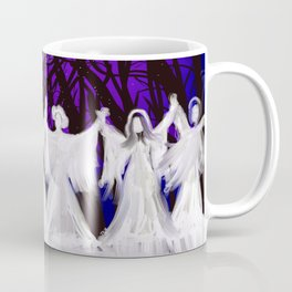 Midnight Prayers for the Living Sisters Coffee Mug