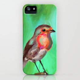 Early Bird Gets the Worm iPhone Case