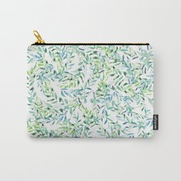 Watercolor Freshness #society6 #decor #buyart Carry-All Pouch