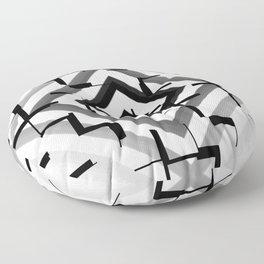 Seismic Floor Pillow