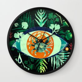 Third Eye Zodiac, Cancer Wall Clock