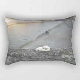gum, Paris Rectangular Pillow