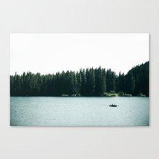 Lake Days Canvas Print