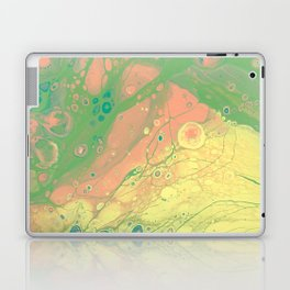 peaceful bliss Laptop & iPad Skin