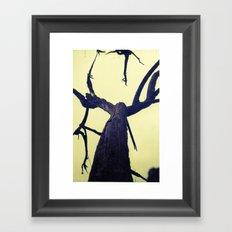 Aragosta Framed Art Print