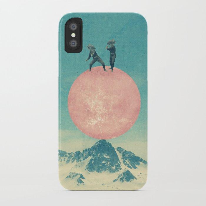bayside high iPhone Case