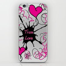 Twin Love iPhone & iPod Skin
