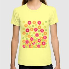 Citrus slices T-shirt
