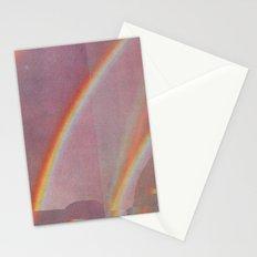 Desert Rainbow Stationery Cards