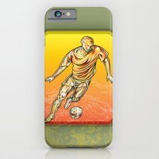 Soccer player iPhone 6s Slim Case