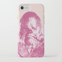 chewbacca iPhone & iPod Cases featuring Chewbacca by NJ-Illustrations