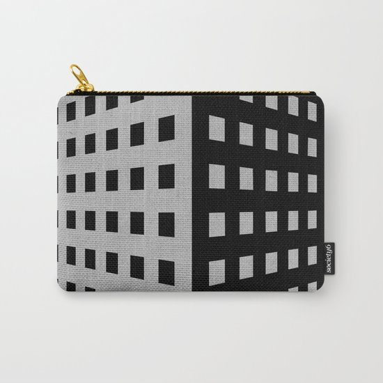 livinginacage Carry-All Pouch