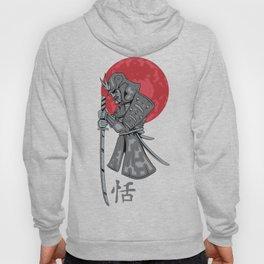 Japanese Samurai Warrior Hoody
