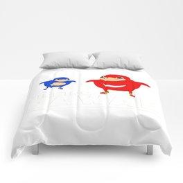 Finding Da Wae Comforters