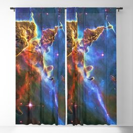 Mystic Mountain - Pillars of Creation Blackout Curtain