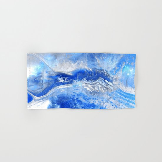 Forever Waves Hand & Bath Towel