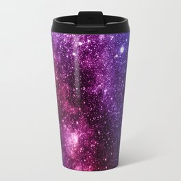 Interstellar Nebula Travel Mug