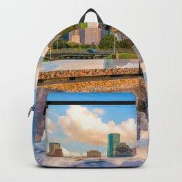 Houston 02 - USA Backpack
