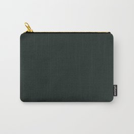 Jungle Green Carry-All Pouch