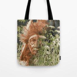 Bull Chief-Crow (Apsaroke) - Version 2 Tote Bag