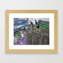 Last Chance Framed Art Print